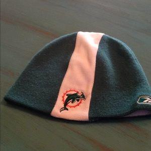 Miami Dolphins stocking cap